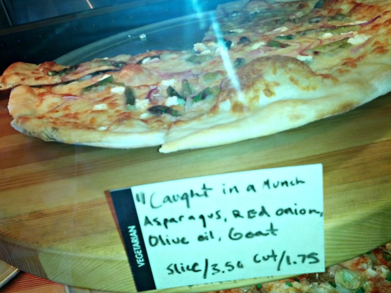 Pizza Quixote: Review: Sizzle Pie, Portland OR