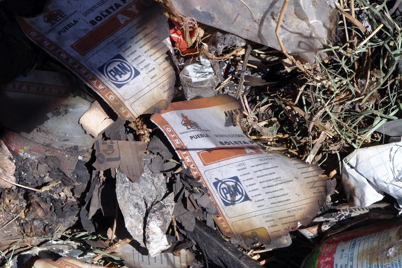 Mexico: Mas Pruebas de Fraude en Elecciones 2012
