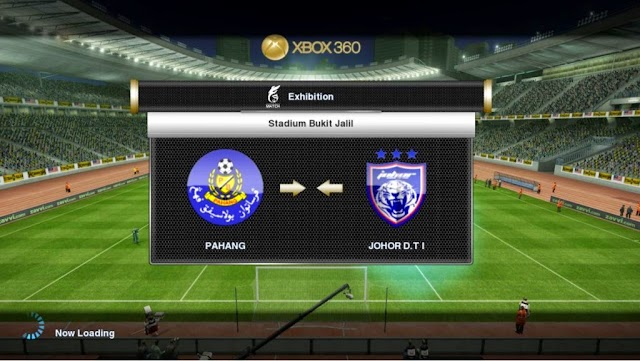 Pahang Julang Piala Malaysia 2014 Tewaskan JDT 8-0