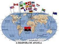 A DIÁSPORA DE ANGOLA