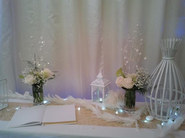 Decoration pour salle mariage fete reception photo decoration salles votre - Decoration pour reception ...