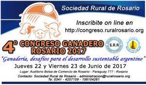 4º Congreso Ganadero Rosario 2017