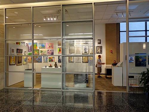 H. Paxton Moore Fine Art Gallery El Centro College 801 Main Street / Dallas TX 75202