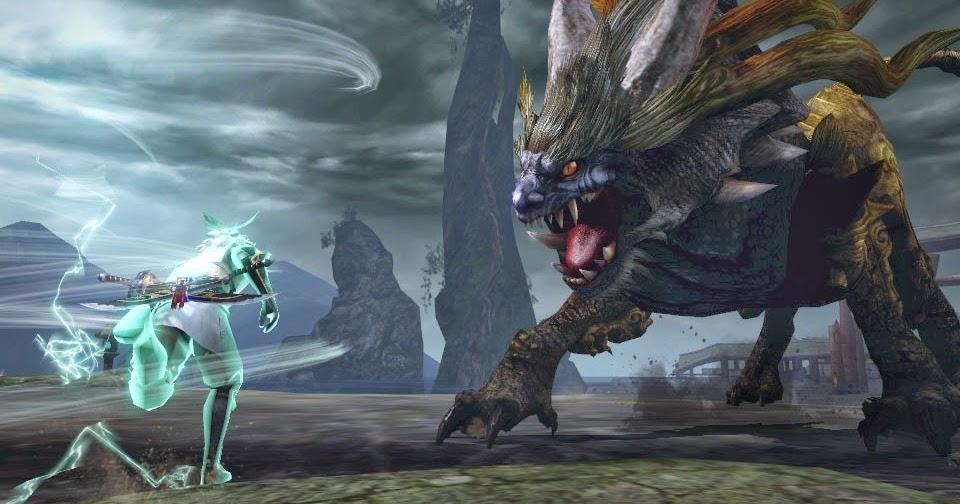 Toukiden Kyoku é anunciado para PSP e PS Vita