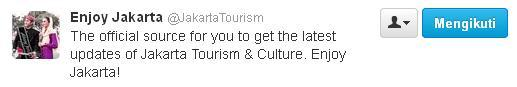 Follow Enjoy Jakarta