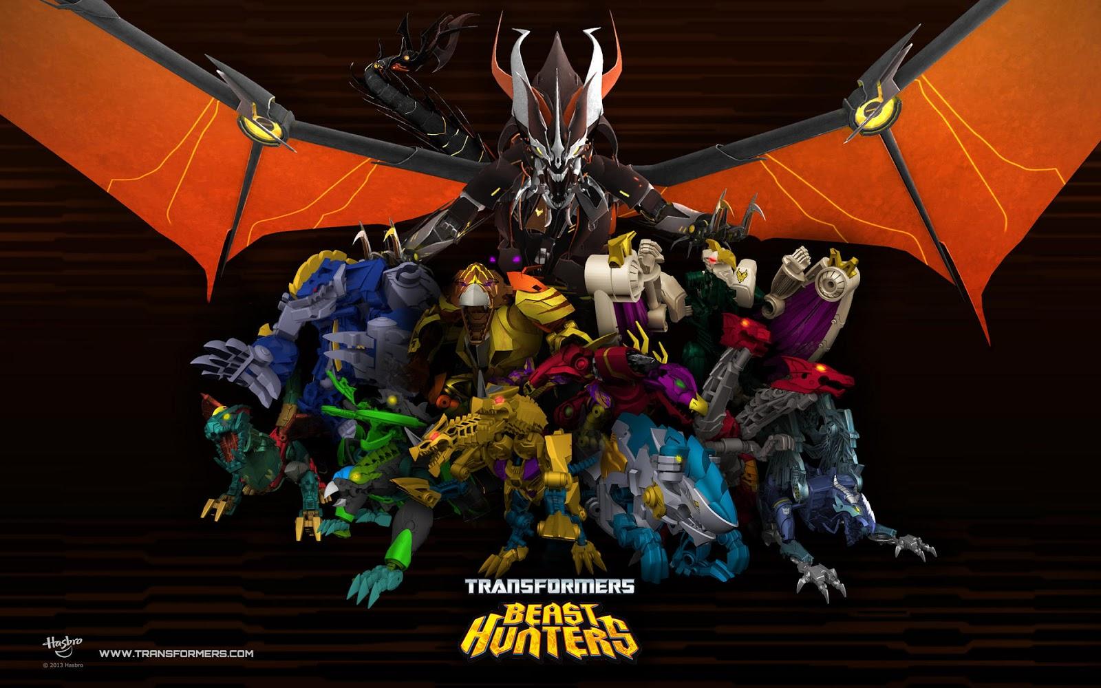Transformers News Beast Hunters Wallpapers
