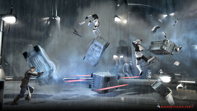 Star Wars The Force Unleashed 2 Screenshot 4