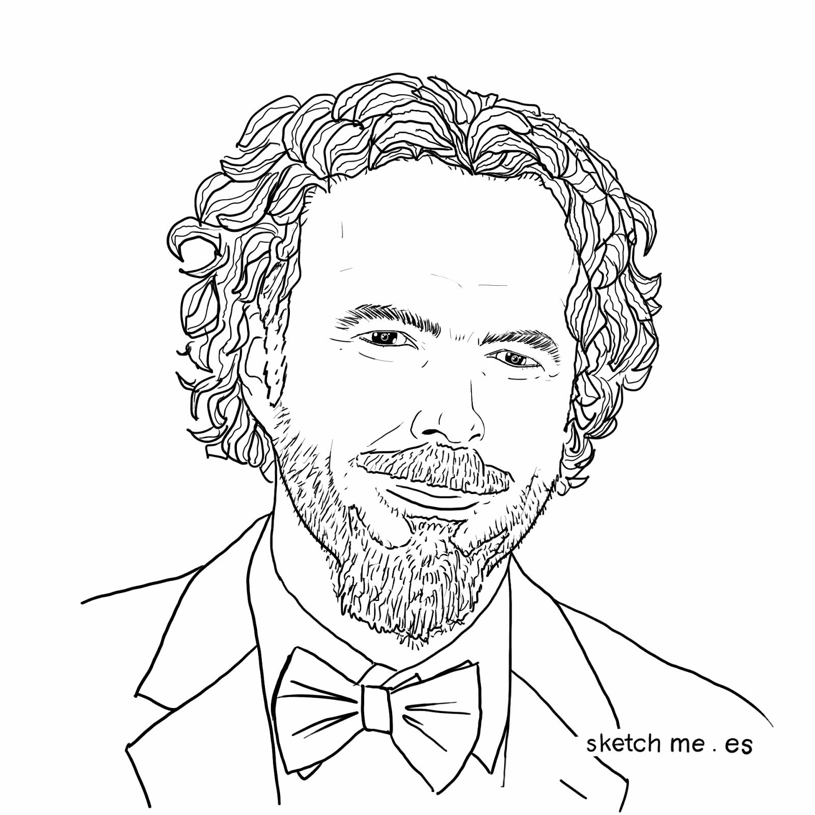 custtom-portraits-retratos-personalizados-facebook-jerry-alejandro-gonzalez-iñarritu