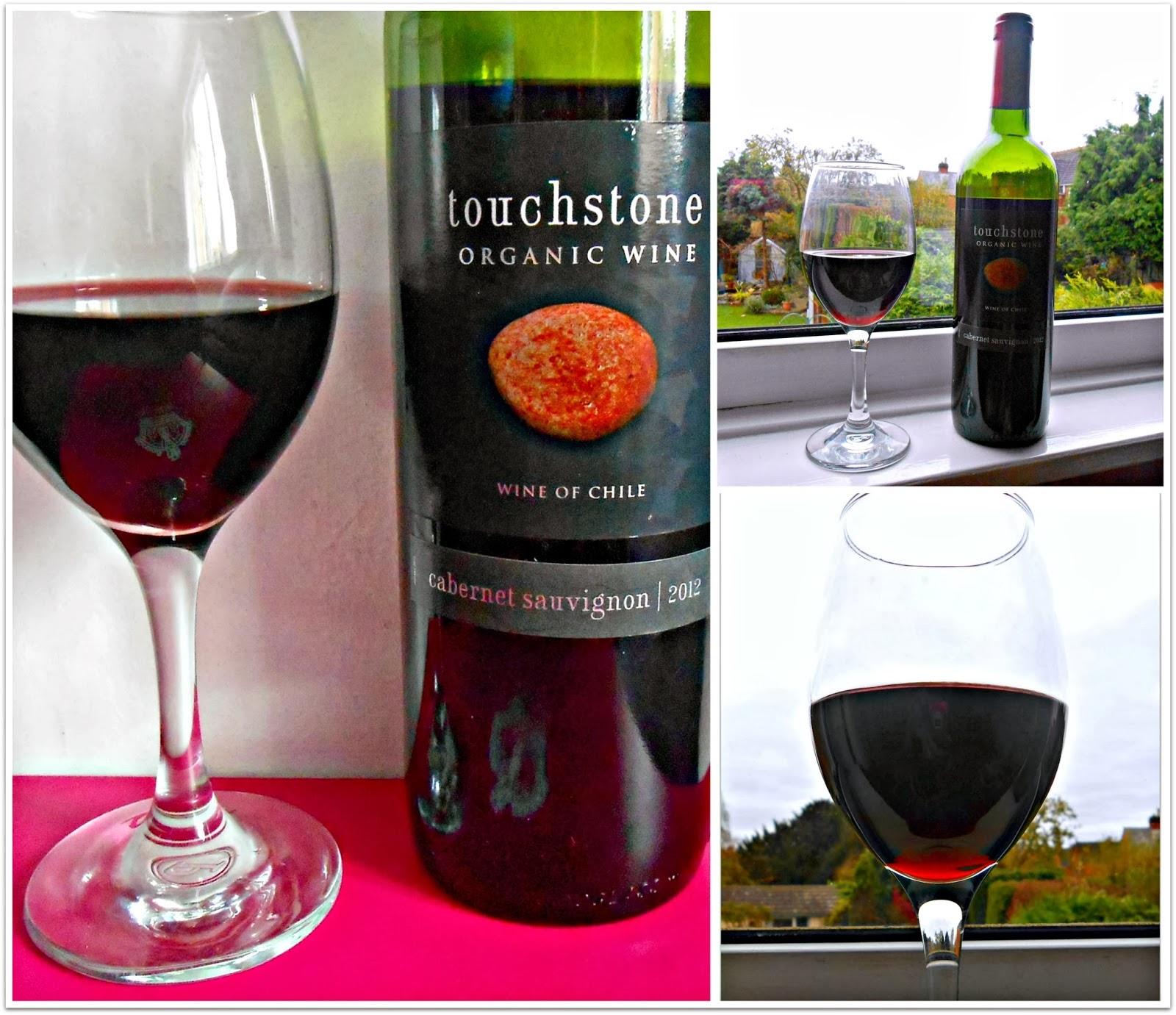 Touchstone Cabernet Sauvignon Organic Red Wine