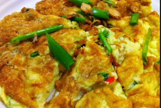 Resep Telur Dadar Sayur Super Sehat