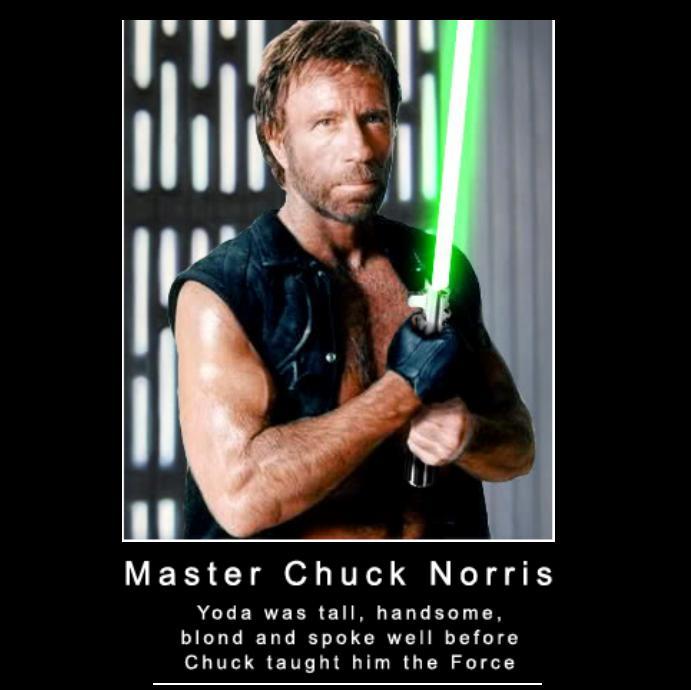 Prado  quot O Gago da Vila quot Chuck Norris Birthday Meme