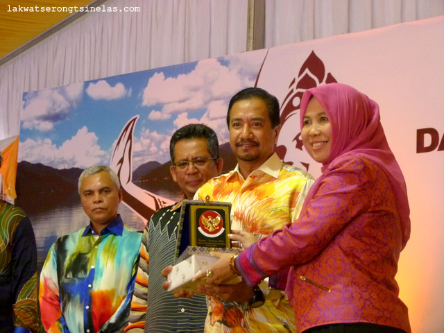 THE ROYAL EVENT AT TERENGGANU MALAYSIA: 10TH ANNIVERSARY OF SULTAN MIZAN ROYAL FOUNDATION
