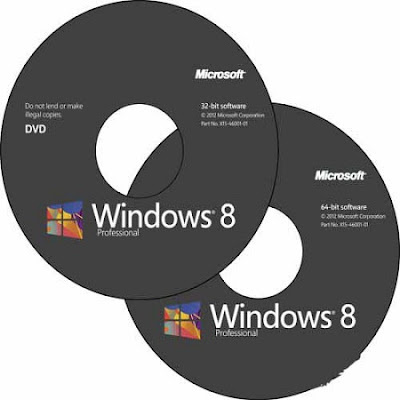 Windows 8 Pro VL x64/x86
