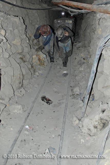 mineiros de potosi