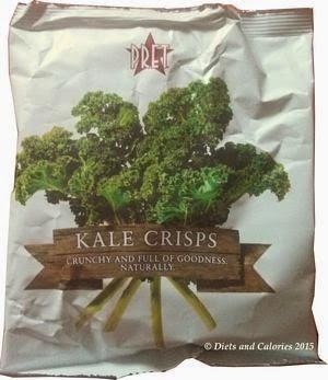 Pret a manger kale crisps