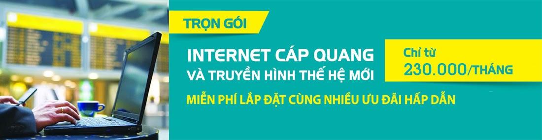 Combo Internet - Truyền hình Viettel