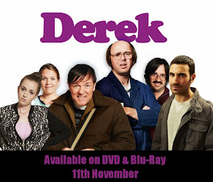 DEREK: Available NOW in the UK on DVD and BluRay