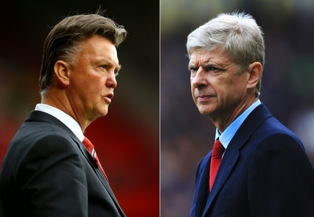 "Piala FA : Menanti Semifinal Piala FA ""Manchester United vs Arsenal"""