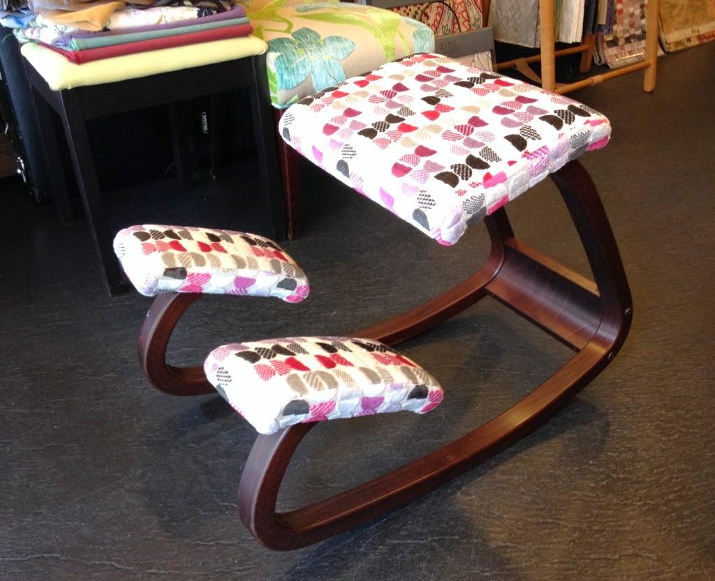 椅子の張り替え<カメンゴ>