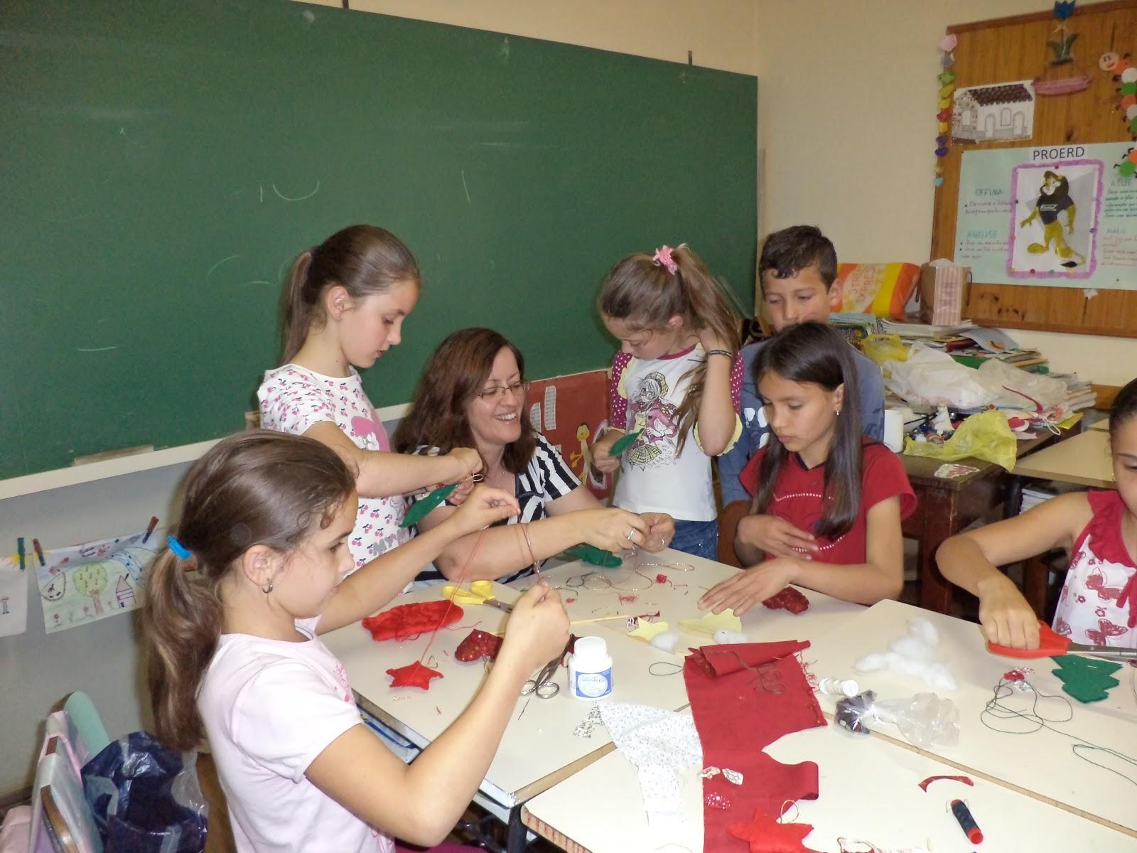 Artesanato Com Argila Simples ~ Artesanato da Gisa Oficina de artesanato na Escola Estadual Padre Pedro Marcelino Copetti