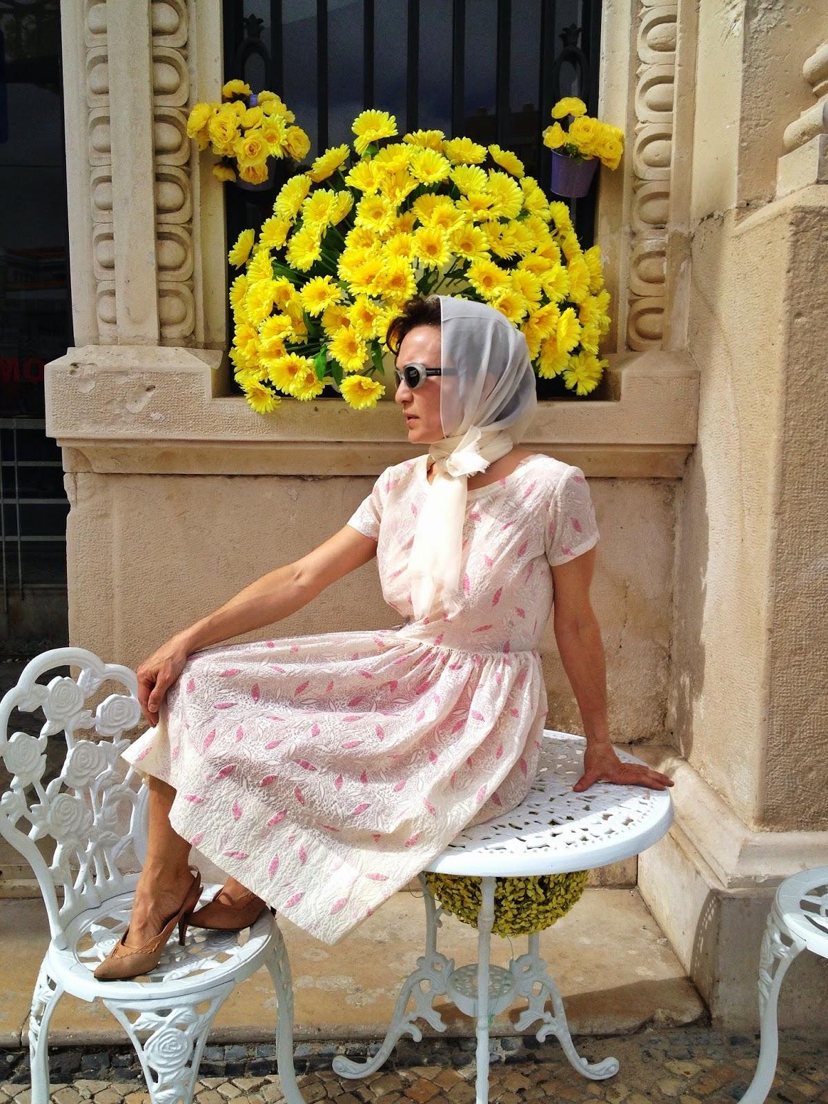 roupa vintage, vintage clothes, glamour vintage, vestido vintage