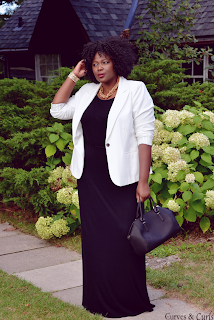 how to wear a white blazer #plussize #plussizeootd #plussize outfit inspiration, #old Navy dress, #plussize bloggers