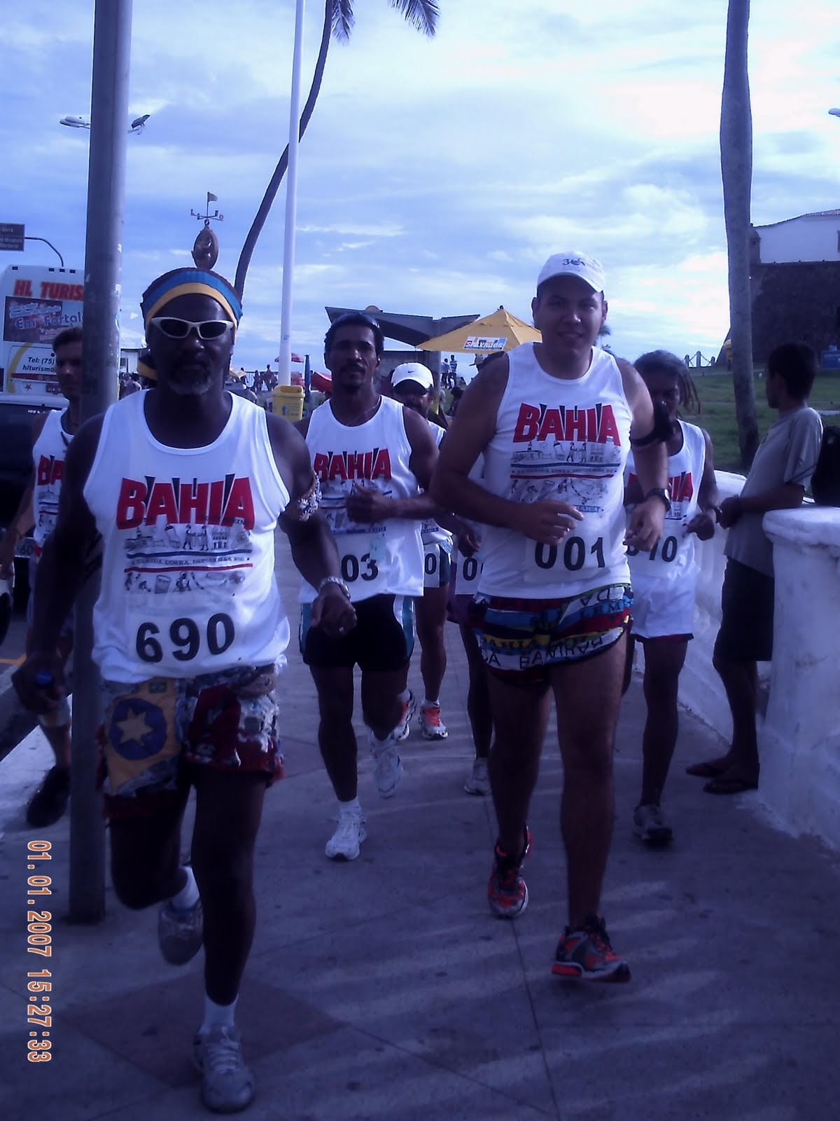 BAHIA RUNNING SIGHTSEEING