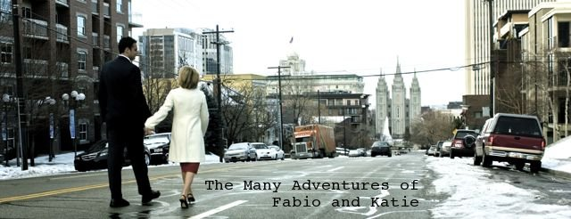 The Many Adventures of Fabio and Katie