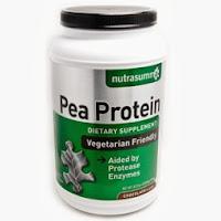 gluten free pea protein