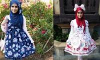 Tren Busana Hijab di Jepang
