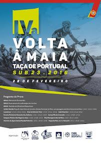 28-02 4ª Volta a Maia - 1ª Prova da Taça de Portugal Sub 23