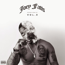 "Joey Fatts drops his 3rd installment to his Chipper Jones mixtape series ""Chipper Jones Vol. 3 (EP"