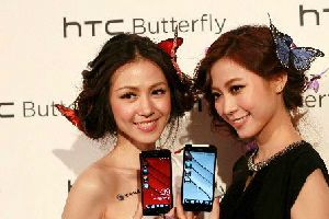HTC launches India's most expensive Android phone, Butterfly