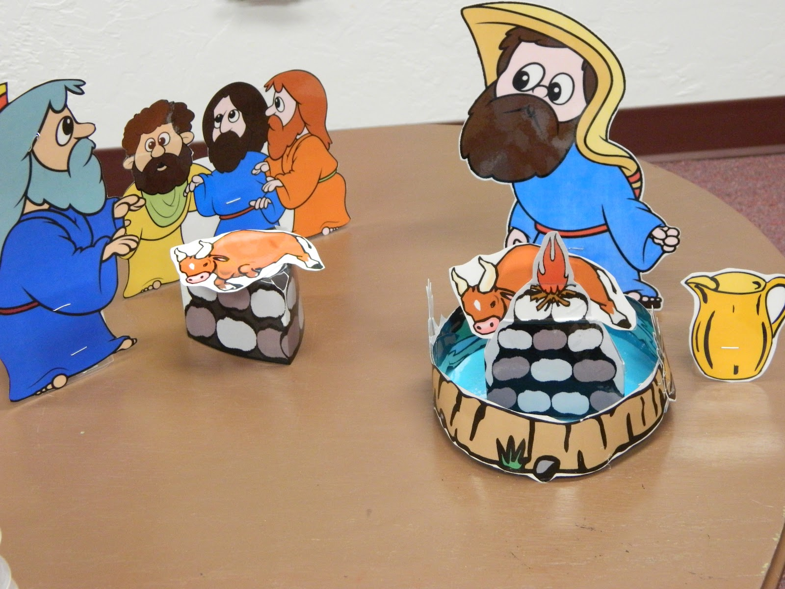 Hands On Bible Teacher Clip Art Turned Visuals Elijah