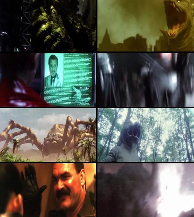 Godzilla Final Wars 2004 Dual Audio Hindi 720p BRRip 1GB