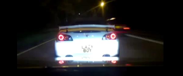 Course de voitures illégale au Japon