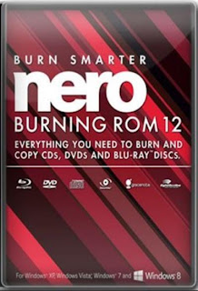 Nero Burning ROM 12.5.01300 Final + Activator