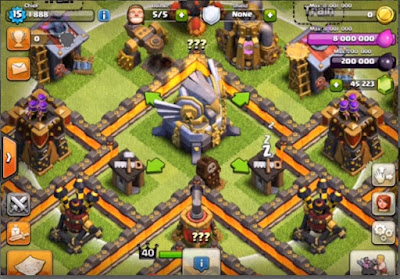 Download New Update Clash Of Clans Town Hall 11 November 2015