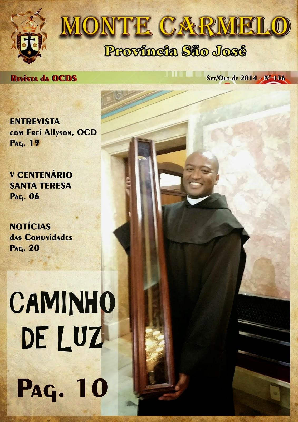 Revista Virtual Monte Carmelo n° 136