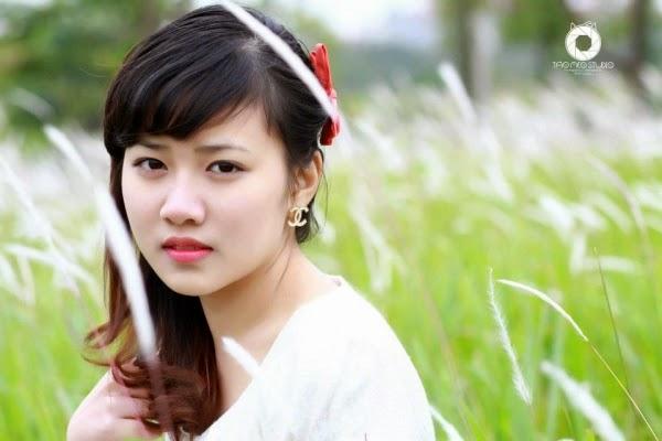 Phương Thúy người đẹp tuổi 20