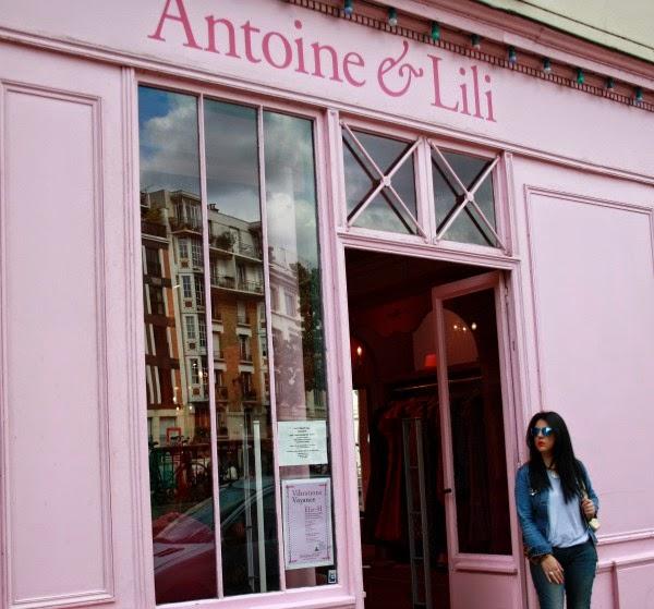 Antoine et Lili Paris Prim Secret