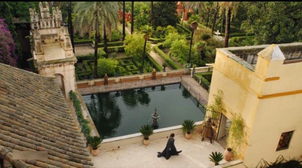 Got S05e02 Dorne 39 S Kingdom In Sevilla