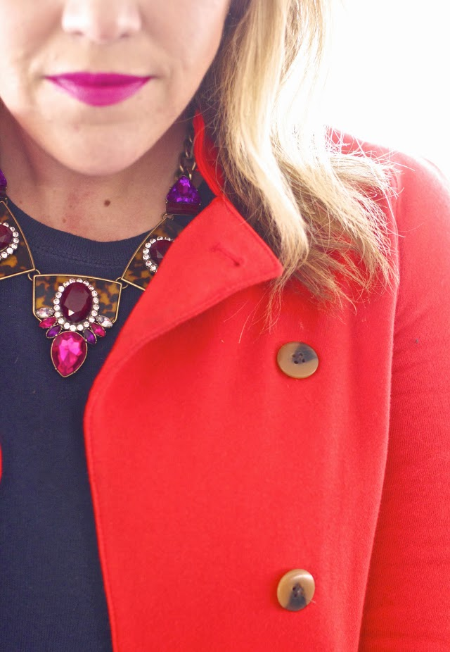 styling a mix of jewel tones