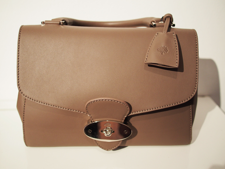 mulberry brown handbag