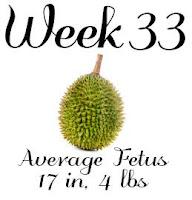 Pregnancy Week 33