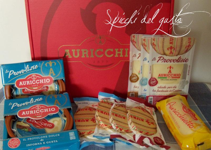 Auricchio prodotti
