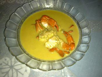 Resep Masakan Kepiting Masak Santan