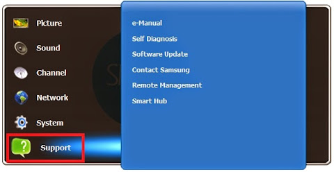 How To Check Software Version Of Samsung Smart Tv Share
