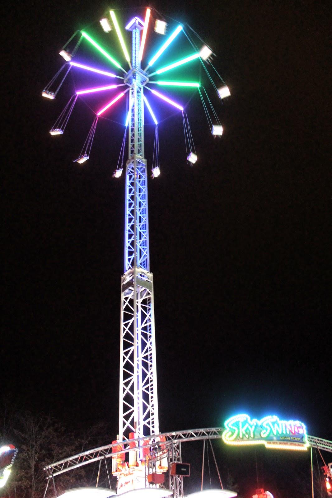 cardiff sky swing