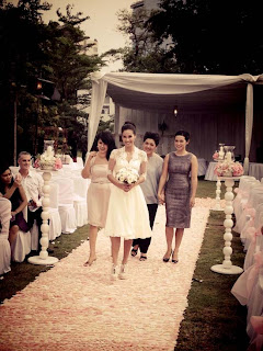 Foto Foto Pernikahan Vino G Bastian Dan Marsha Timothy